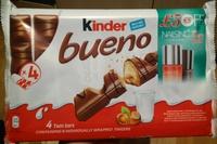 Kinder Bueno - Prodotto - en