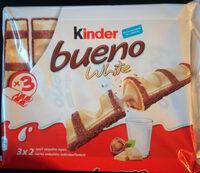 Kinder bueno white - Product - nl