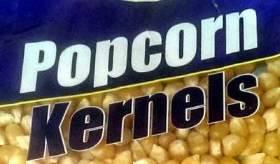 Popcorn Kernels - Ingredients
