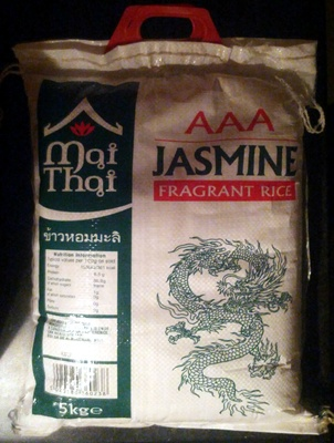 AAA Jasmine Fragant Rice - Product - en