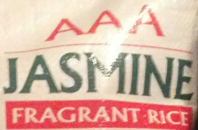 AAA Jasmine Fragant Rice - Ingredients - en