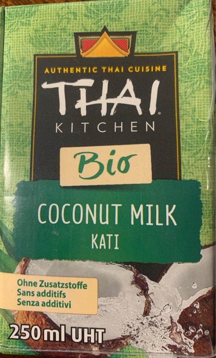 Coconut Milk - Produkt - fr