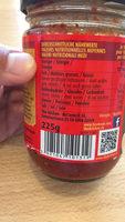 Curry-Paste grün THAI - Informations nutritionnelles - fr
