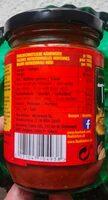 Hot red curry paste - Valori nutrizionali - de