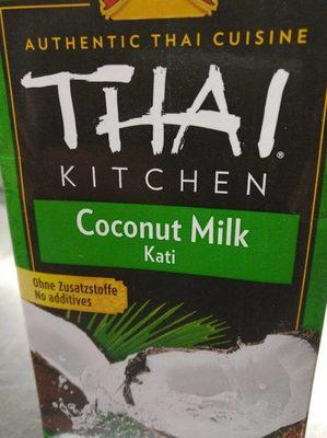 Lait De Coco Thaï Kitchen - Produkt - fr