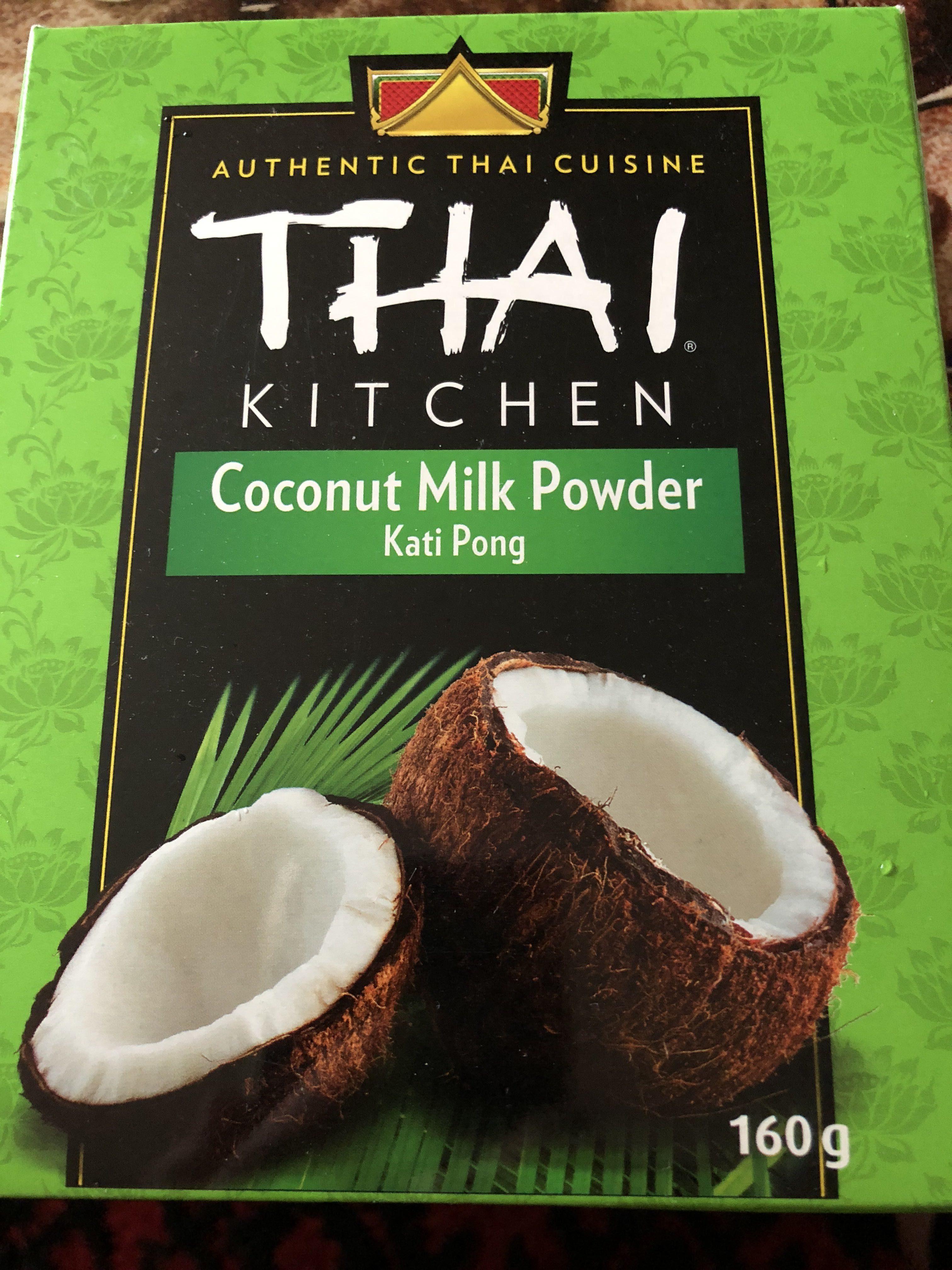 Cool Coconut Milk Powder Kati Pong Thai Kitchen 160 G Interior Design Ideas Clesiryabchikinfo