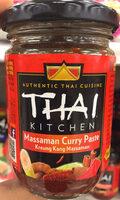 AUTHENTIC THAI CUISINE THAI KITCHEN Massaman Curry Paste - Produkt - de
