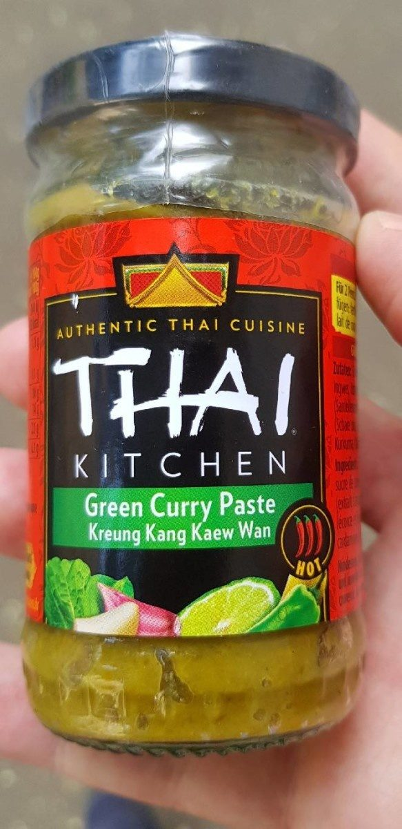 Green Curry Paste   Product
