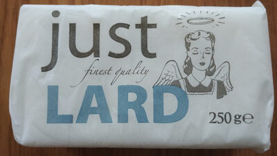 Just Lard - Product - en