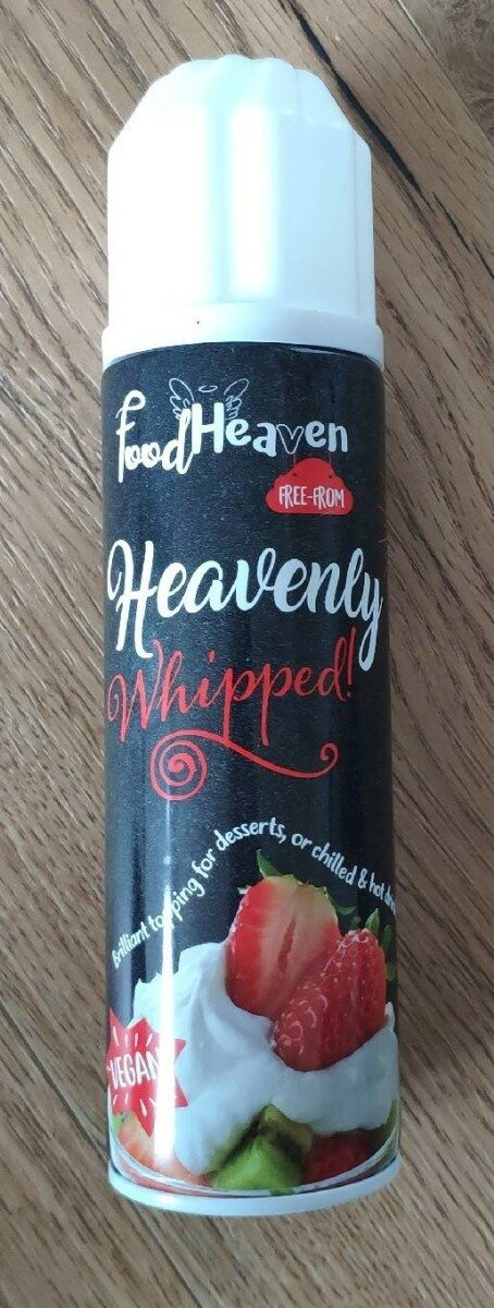 Heavenly whipped - Product - en