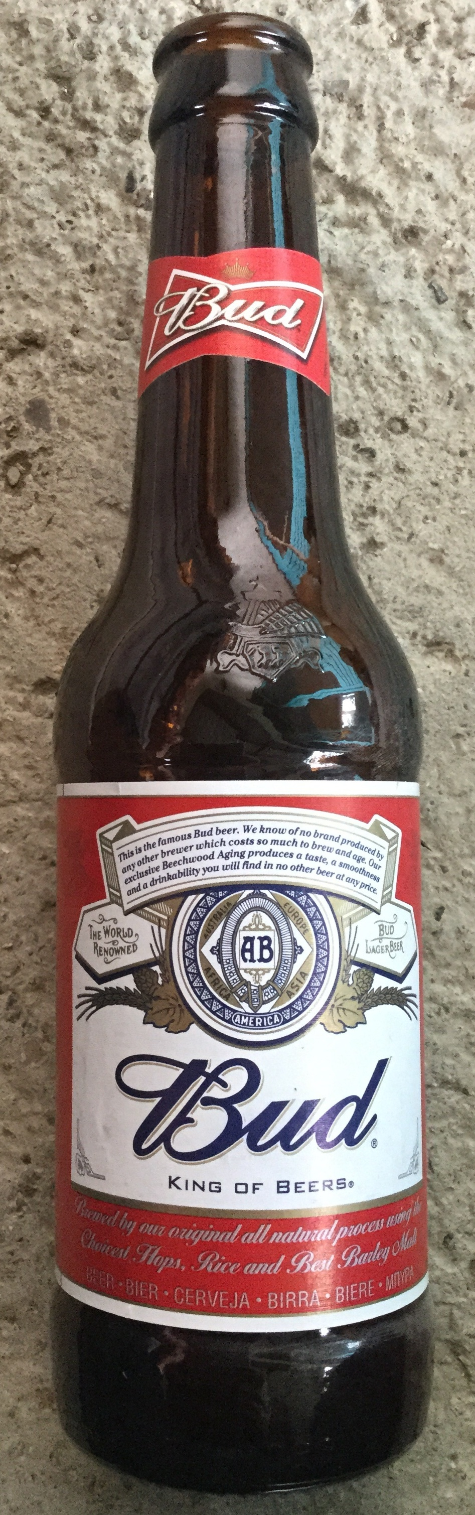 Bud king of beers - Product - fr