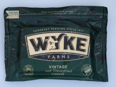 Wyke Farms Vintage Cheddar - Product