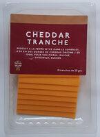 Cheddar tranche - Produit - fr