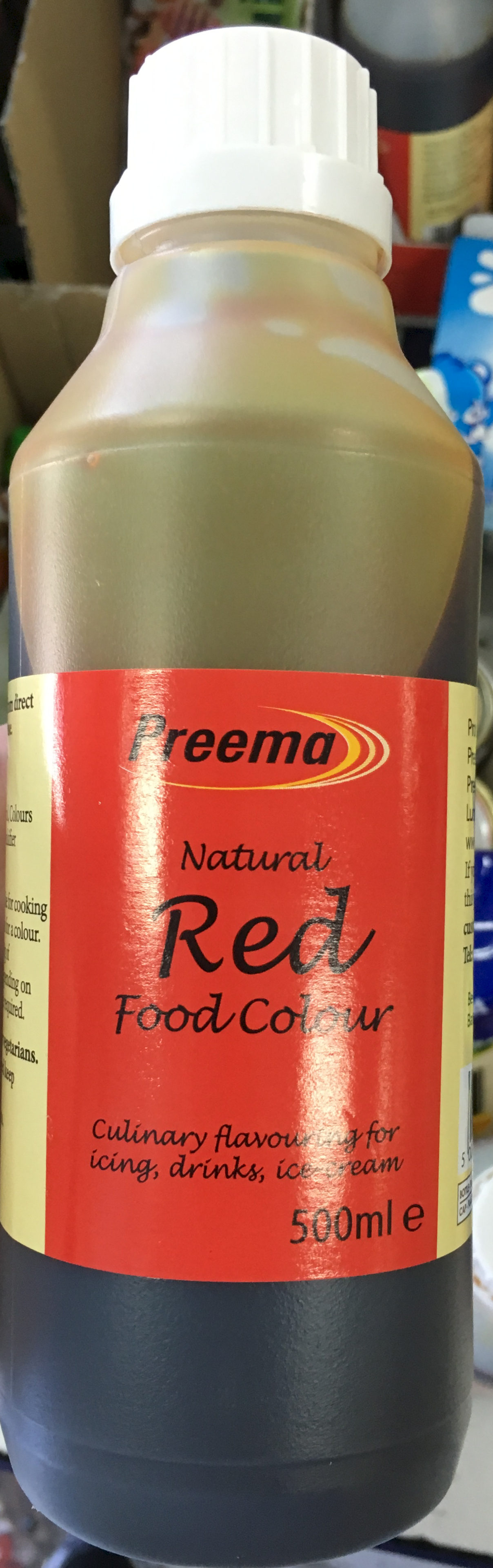 colorant alimentaire naturel rouge product - Colorant Alimentaire Rouge
