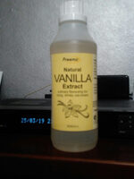 natural vanilla extrat - Product