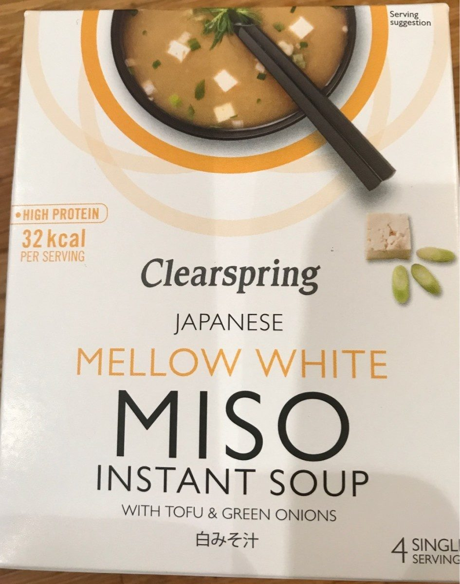 Instant Miso Soup - Mellow White With Tofu - Producto - fr