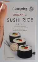 Organic Sushi Rice - Produit