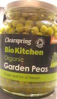 Garden peas - Produit