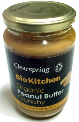 Bio Kitchen Organic Peanut Butter - Product - pt