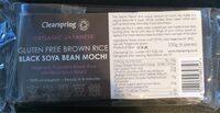 Black Soya Bean Mochi - Product - en