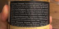 Pois Chiches (350 GR) - Ingredienti - fr