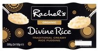 Rachel's Organic Divine Rice Traditional - Product