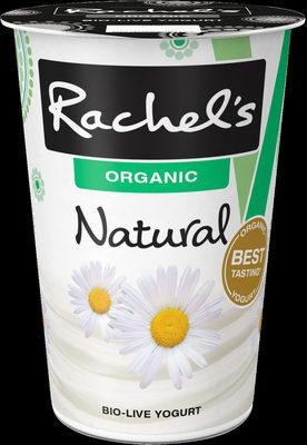 Rachel's Organic Natural Yogurt - Product