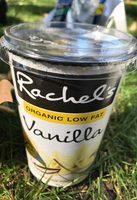 Rachel's organic bio live yogurt - Produit - fr