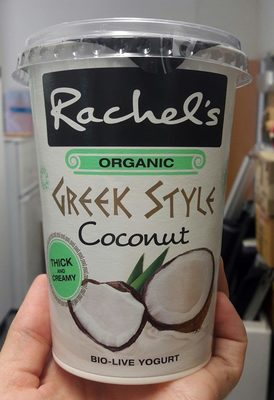 Rach Org Bio-live Coconut Greek - Product