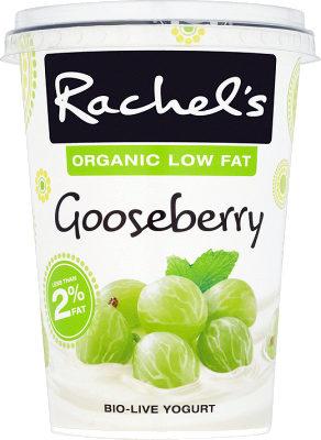 Rachel's Organic Low Fat Gooseberry Yogurt - Prodotto - en