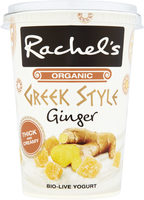 Greek style Ginger - Product