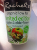 Limited Edition apple & elderflower bio-live yogurt - Product