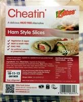Cheatin' Ham Style Slices - Produit - fr