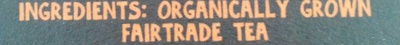 Organic assam tea - Inhaltsstoffe
