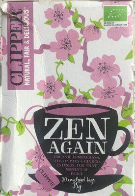 Zen again - Product - en