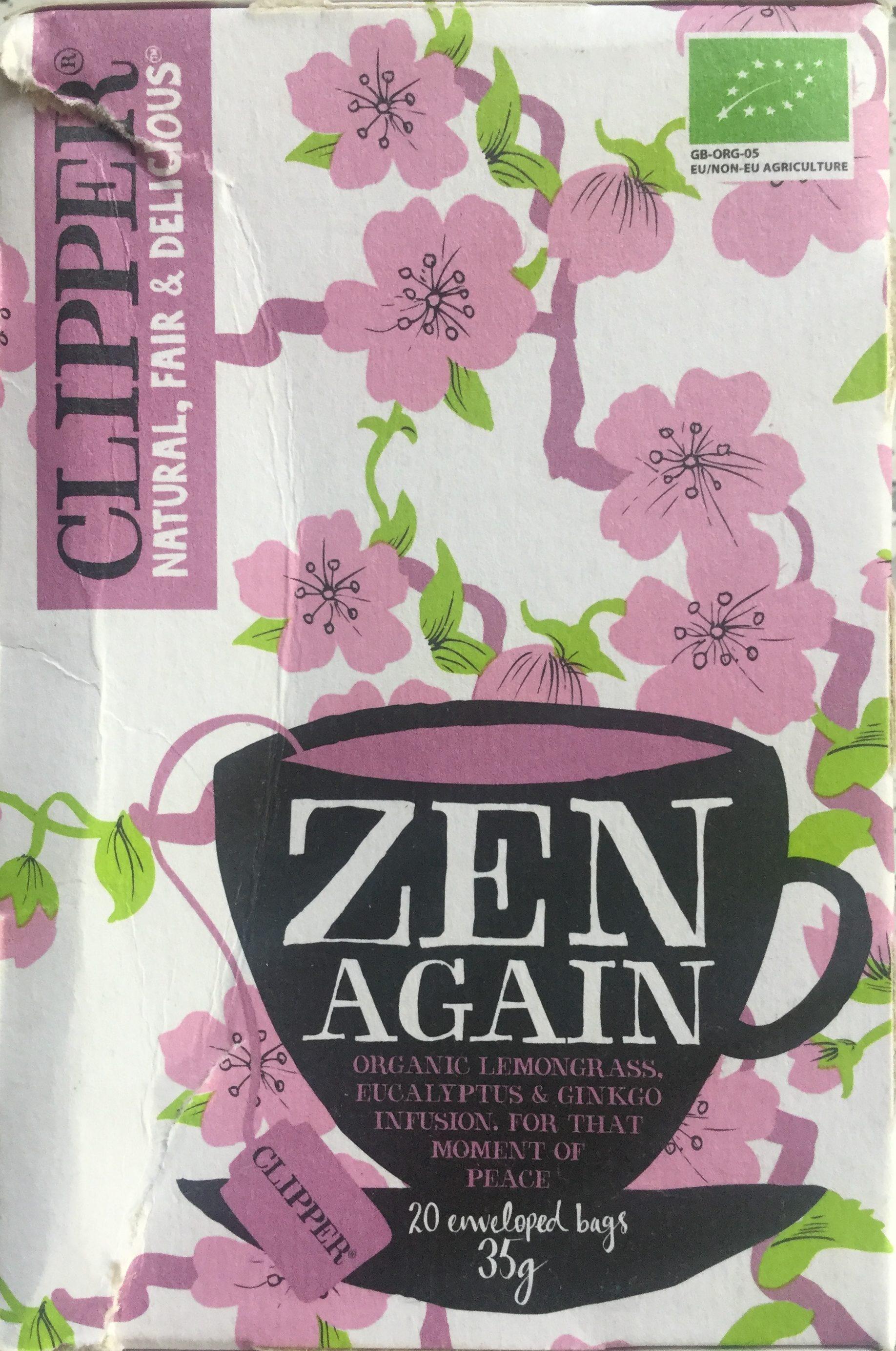Zen again - Product