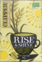 Rise & shine - Product