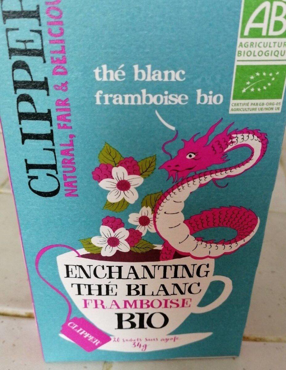 Clipper thé blanc framboise - Prodotto - fr