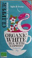 Organic white tea with raspberry - Produit