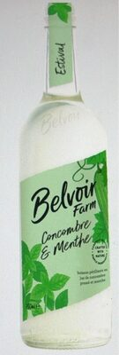 Farms Cucumber & Mint Pressé - Product - fr