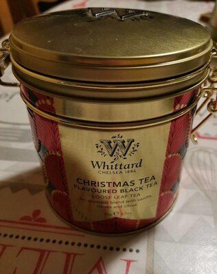Christmas tea - Produit