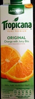 Pure Premium Original Orange with Juicy Bits - Product - en