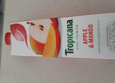 Tropicana Apple & Mango Juice 850ML - Product