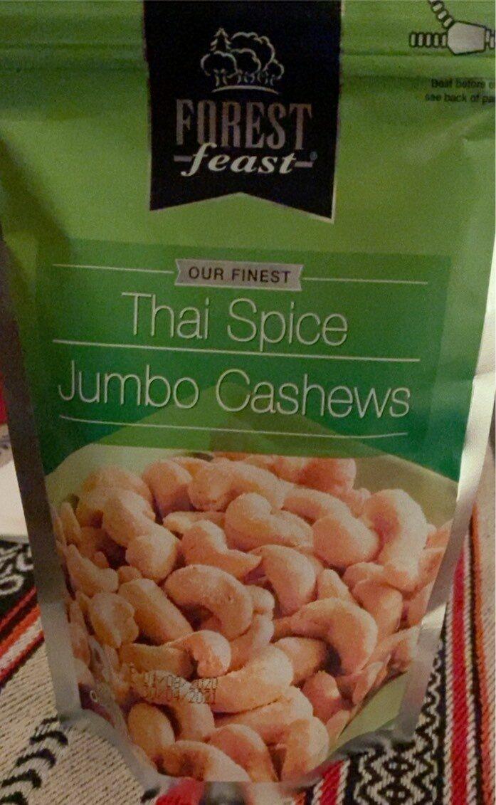 Jumbo cashews - Produit - cs
