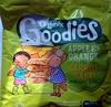 Organix Goodies - Apple & Orange And Carrot Cake Mini Oaty Bites - Product