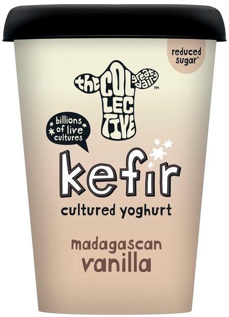 Kefir vanilla - Prodotto - en