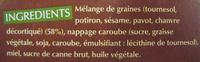 Original sans gluten - Ingredients