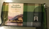 Scottish Shortbread Fingers - Product