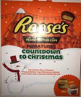 Calendrier de l'avant Reese's - Product