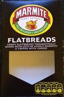 Marmite Yeast Extract Flatbreads - Produit - en